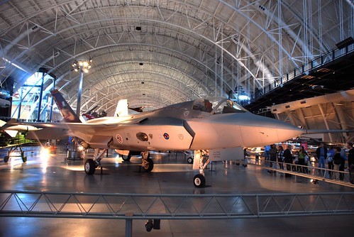 F-35 JSF @ Air and Space Museum