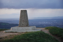 Ordnance Survey triangulation point