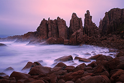 Pinnacles, Philip Island