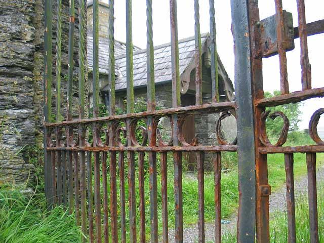 Mansion gatehouse