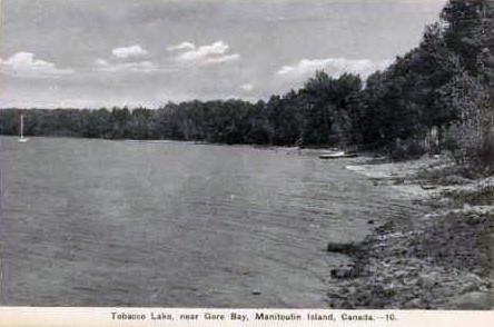 Tobacco Lake Gore Bay Manitoulin Island Ontario Flickr Photo Sharing