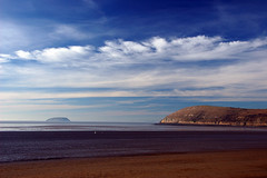 Brean and Steep Holm