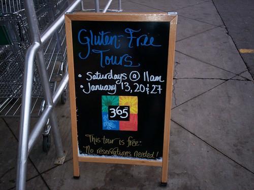 Gluten Free Tours.