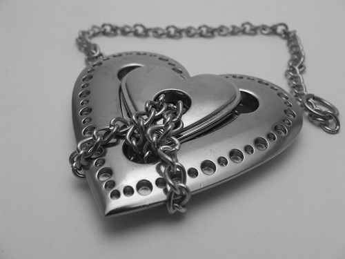 Heart, chained