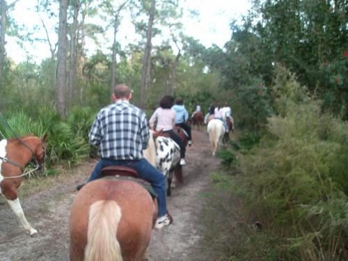 Trail ride, Fort Wilderness Campground, Walt Disney World.jpg