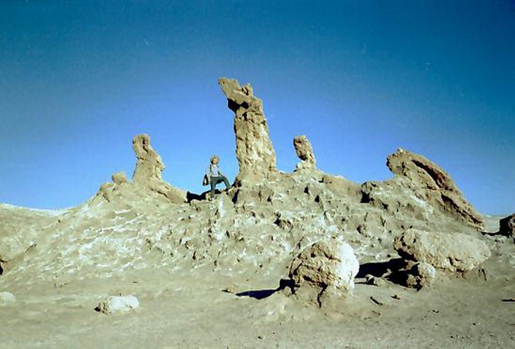 Cordillera de la Sal Chile 4