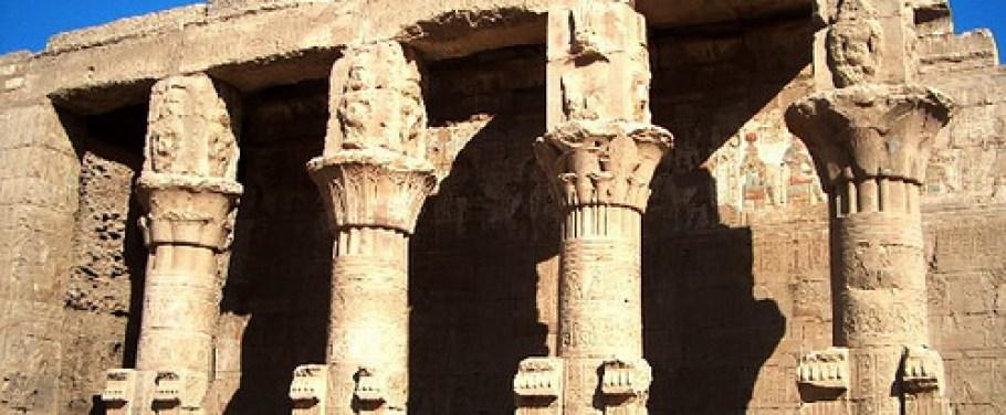 Templo de Horus/Edfú-Egipto 16
