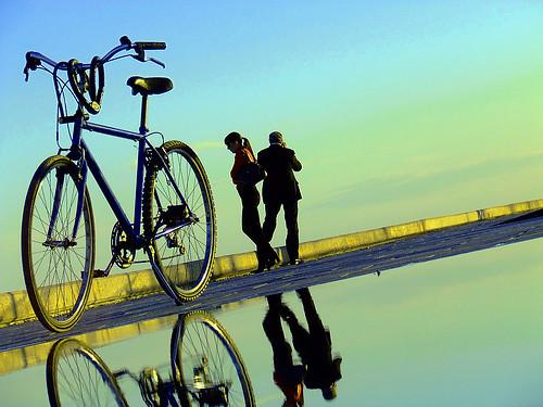 Pegasus, Bike in Barcelona by robokow