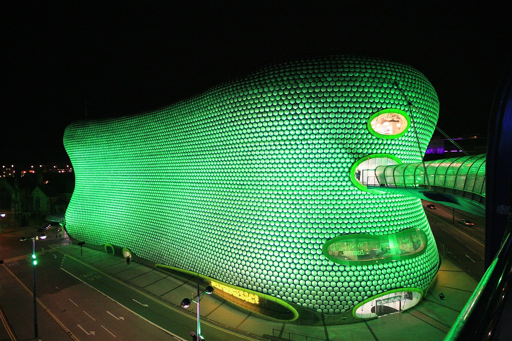 Selfridges Store @ The Bullring Birmingham England