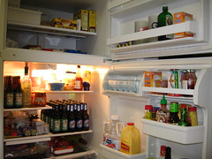 Super Bowl Fridge 2007