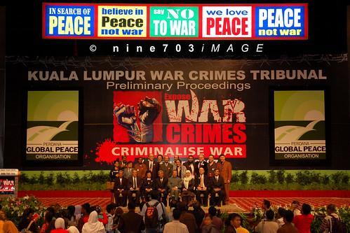 Against War #5 by 9-nine
