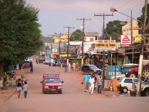 Rue Oyapoque