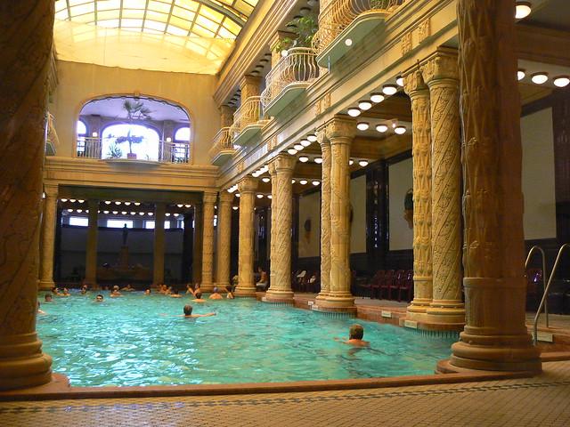 GELLERT THERMAL WATER BATHS