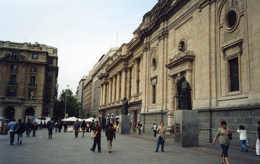 Plaza de Armas-Santiago de Chile 09