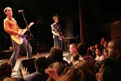 The Thermals @ Bowery Ballroom 3/4/07