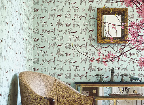 Image Result For Wallpaper Designs For Walls Black And White