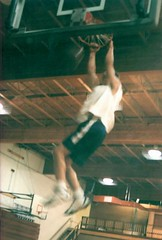 In my college days, putting down a two-handed jam