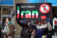 Don't Attack Iran