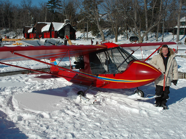 C-IGIZ Quad City Challenger II Montebello 28 jan 07 (084 ...