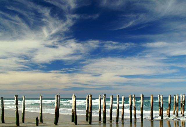 Sea and Sky Dunedin