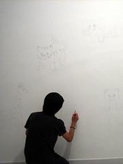 wall drawing