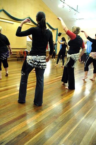 Belly Dancing Class