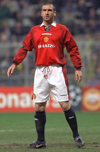 To say eric cantona was a manchester united great is an. Eric Cantona | Flickr - Photo Sharing!