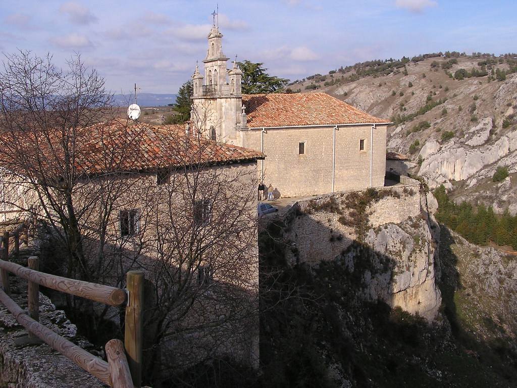 05 Burgos Briviesca Monasterio de Santa Casilda