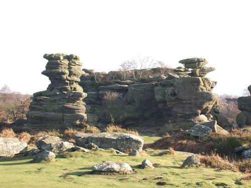 Brimham Rocks by ebygomm