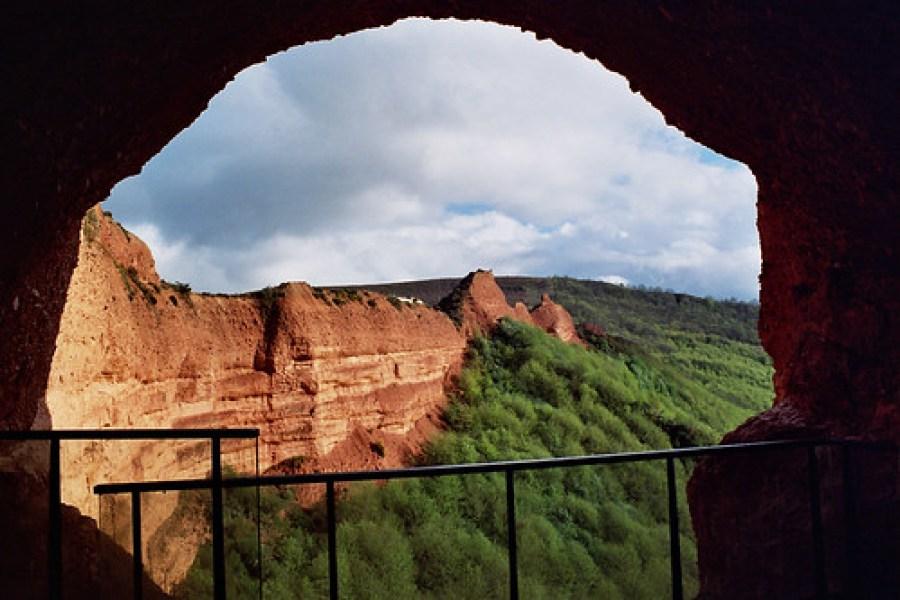 Ponferrada a Cacabelos 14 Las Medulas Leon Patrimonio de la Humanidad Unesco