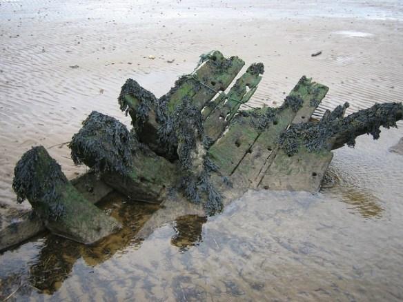 Bran Sands Shipwreck 4