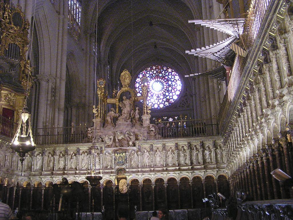 Coro Catedral de Santa Maria de Toledo  29