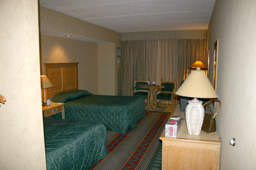 Hotel Room, Sam's Town Casino, Tunica, Mississippi