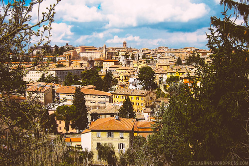 perugia rooftops