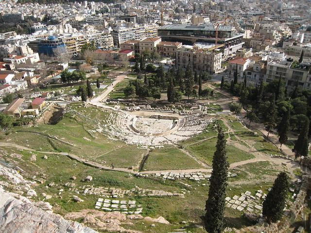 Athens, Greece 2007