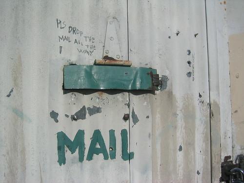Mail (Foto de Ian Broyles, Flickr)