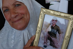 mother of an administrative detainee
