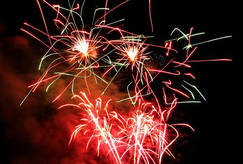 Firework Chaos