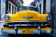 Havana City - Chevrolet del 53