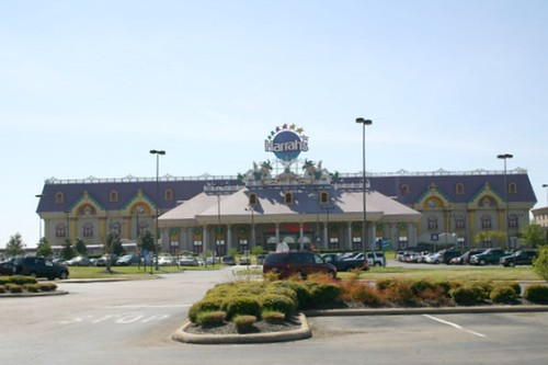 Harrah's (now Resorts Tunica) Casino in Tunica, MS