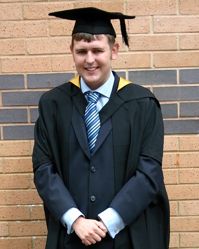 That's Neil Turner BSc (hons) to you