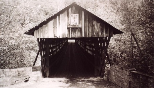 Horton Mill Covered Bridge Entry 2, Blount County AL