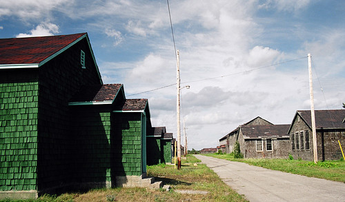Buildings at Camp Picton
