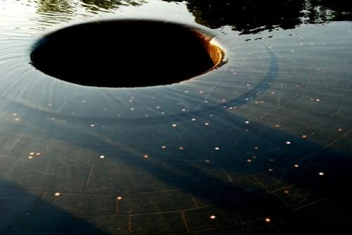 Black hole...on earth