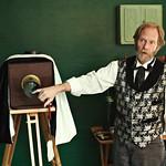 Processo de colódio úmido, wet plate ou ainda tintype - The Arbor House