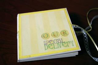 LO: Baby Mini Book