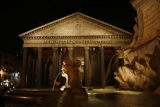 Pantheon Nocturno