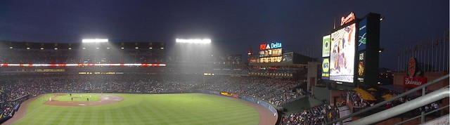 Turner Field Panorama
