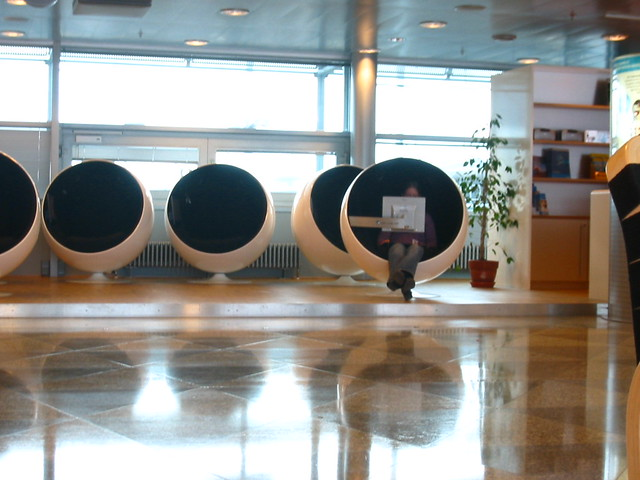Internet Chairs by Mads Bødker (user: boedker)
