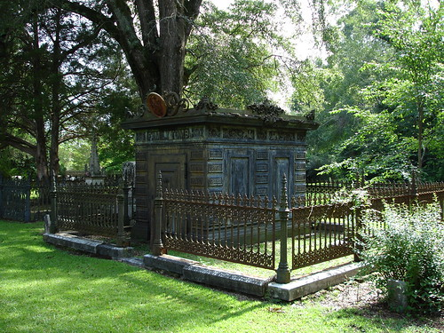 Family Tomb, Greensboro AL